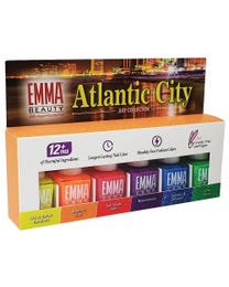 Atlantic City Collection 6 Pack Gift Set, Batch 0720
