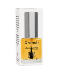 Drench Juicy Citrus, Cuticle Oil, 12+ Free Treatment, Vegan, .5 Ounces