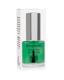 Drench Green Tea by the Sea, Cuticle Oil, 12+ Free Treatment, Vegan, .5 Ounces