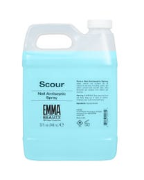 Scour Nail Antiseptic Spray & Nail Cleanser, 32 Ounces