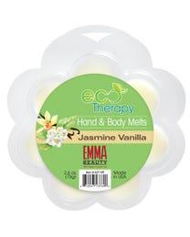 EcoTherapy Hand & Body Melts Jasmine Vanilla 2.6 Ounces
