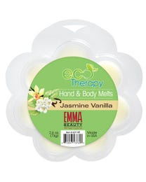 EcoTherapy Hand & Body Melts Jasmine Vanilla 2.6 Ounces