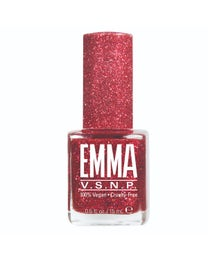 EMMA Beauty Candy Cane Crush Limited Edition Nail Polish .5 Ounces