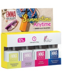 Summertime Anytime Collection Gel Polish 4 Pack