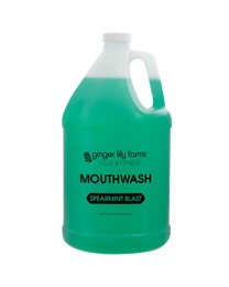 Spearmint Blast Mouthwash 1 Gallon