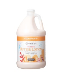 Ginger Lily Farms Botanicals Coco Mango Soothing Butter Lotion 1 Gallon