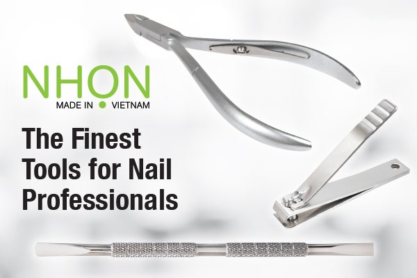 NHON The Finest Tools for Nail Professionals