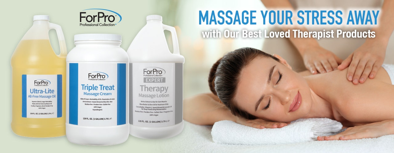 Massage Your Stress Away with Our Best Loved Therapist Products